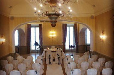 Salone Palazzo Colleoni - Cortenuova
