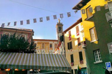 Campanile Chiesa Parrocchiale San Lorenzo Martire - Zogno