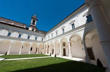 Abbazia benedettina – ex Monastero San Paolo d'Argon