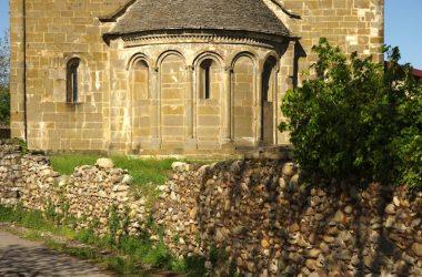 Abside Chiesa di San Giorgio in Lemine Almenno San Salvatore
