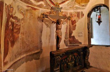 Affreschi Chiesa Maria della Salute - Selvino