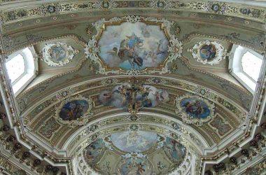 Affreschi Chiesa di San Martino - Sarnico