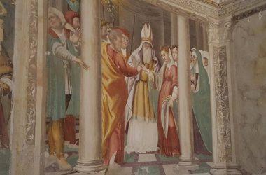 Affreschi Convento di San Nicola - Almenno San Salvatore