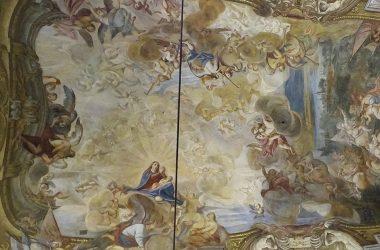 Affreschi Il santuario della Madonna delle lacrime -Treviglio