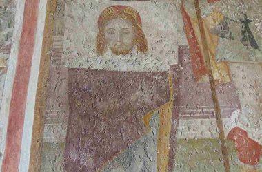 Affreschi La Madonna delle Quaglie - Lurano