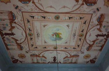 Affreschi Palazzo Bazzini - Lovere