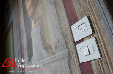 Affreschi Palazzo Spampatti – Gandino