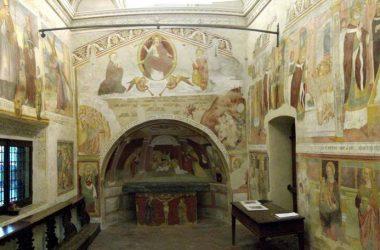 Affreschi Santuario di San Patrizio di Colzate