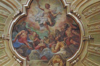 Affreschi Santuario di Santa Maria del Sasso - Cortenuova