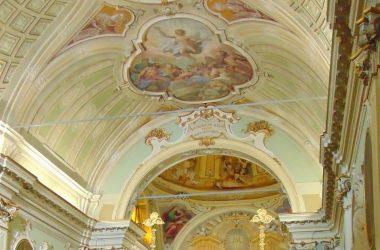 Affreschi del Santuario di Santa Maria del Sasso - Cortenuova