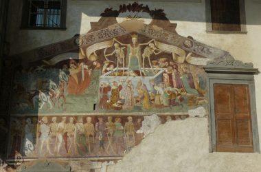 Affresco Chiesa di San Defendente – Clusone bg