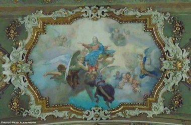Affresco Chiesa di San Martino - Sarnico