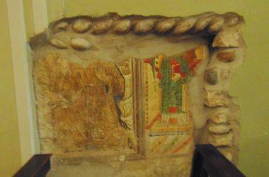 Affresco Santuario di Santa Maria del Sasso - Cortenuova