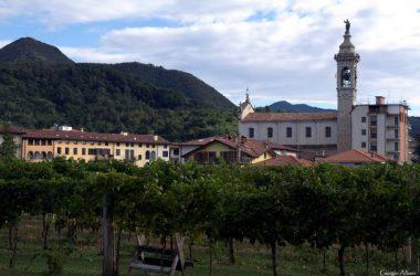 Almenno San Salvatore Bergamo Parrocchia