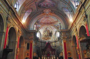 Almenno San Salvatore Bergamo Parrocchia San Salvatore