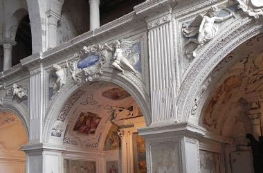 Almenno San Salvatore Chiesa di Santa Maria della Consolazione