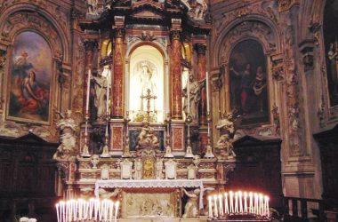 Altare Basilica di San Martino - Alzano Lombardo