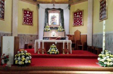 Altare Chiesa Caderizzi - Pontida