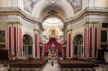 Altare Chiesa Parrocchiale di San Martino - Nembro