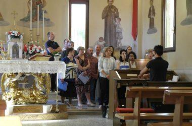 Altare Chiesa Sacro Cuore - Gandosso