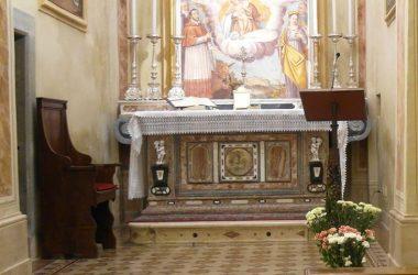 Altare Chiesa della Madonna del Castello - Gandosso