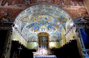 Altare Chiesa della Trinità di Casnigo
