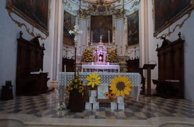 Altare Chiesa di Gandosso
