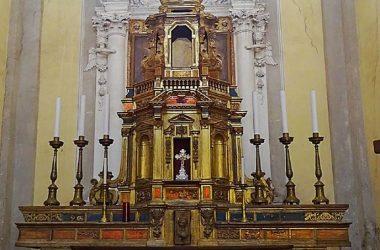 Altare Chiesa di Santa Marta - Mozzanica