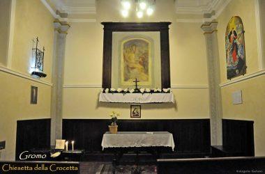 Altare Chiesetta Crocetta gromo