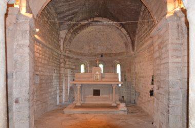 Altare La Rotonda di San Tomè - Almenno San Bartolomeo