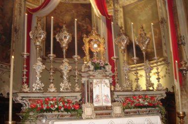 Altare Parrocchia di Gandosso