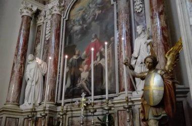 Altare Parrocchia di Leffe