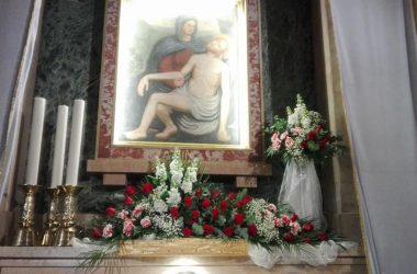 Altare Santuario Caderizzi - Pontida