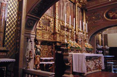 Altare Santuario Madonna delle Grazie – Ardesio