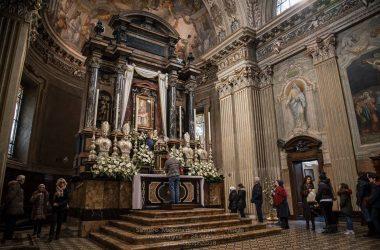 Altare Santuario Madonna delle Lacrime Treviglio (Bg)