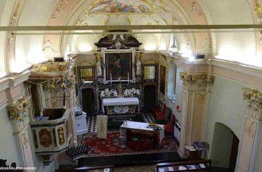 Altare Santuario della Natività di Maria a Novezio – Cerete