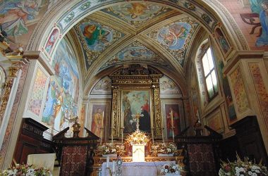 Altare Santuario di San Patrizio - Colzate