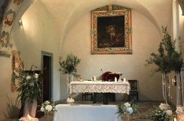 Altare Spinone al Lago Chiesa di San Pietro