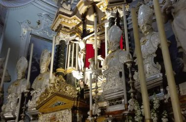Altare della Parrocchia di Leffe