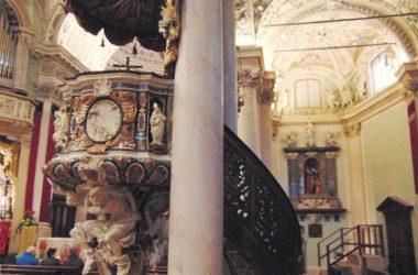 Alzano Lombardo Bergamo Basilica di San Martino