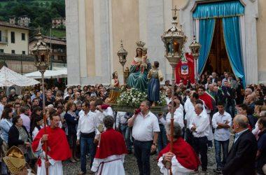 Apparizione Madonna delle Grazie