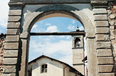 Arco Chiesa di San Bernardino - Lallio