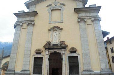 Ardesio Il Santuario Madonna delle Grazie
