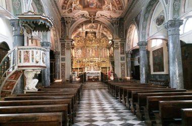 Ardesio - Santuario Madonna delle Grazie