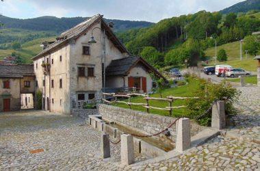 Arnosto a Fuipiano Valle Imagna Bergamo