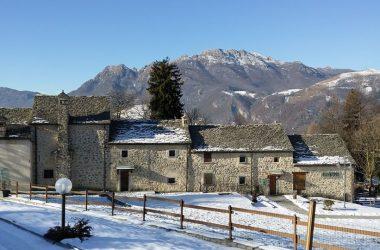 Arnosto vista Resegone - Fuipiano Valle Imagna Bg