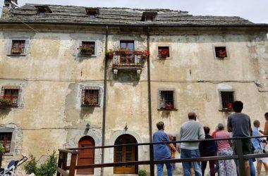 Balcone offre ai Promessi Sposi Arnosto - Fuipiano - Valle Imagna