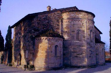 Basilica Santa Giulia Stile Romanico Bonate Sotto