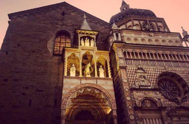 Basilica Santa Maria Bergamo