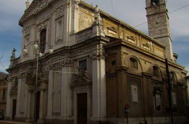 Basilica di Alzano Lombardo San Martino Vescovo